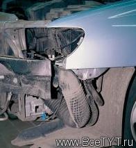 """Дебют седана  """" Пежо 406 """".  Двигатели - четырехцилиндровые рядные, бензиновые, серии XU: 8-клапанный 1,6 л..."""